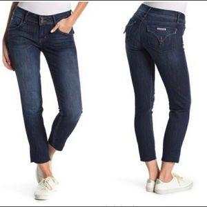 EUC Hudson Collin Flap Skinny Jeans Sz 26